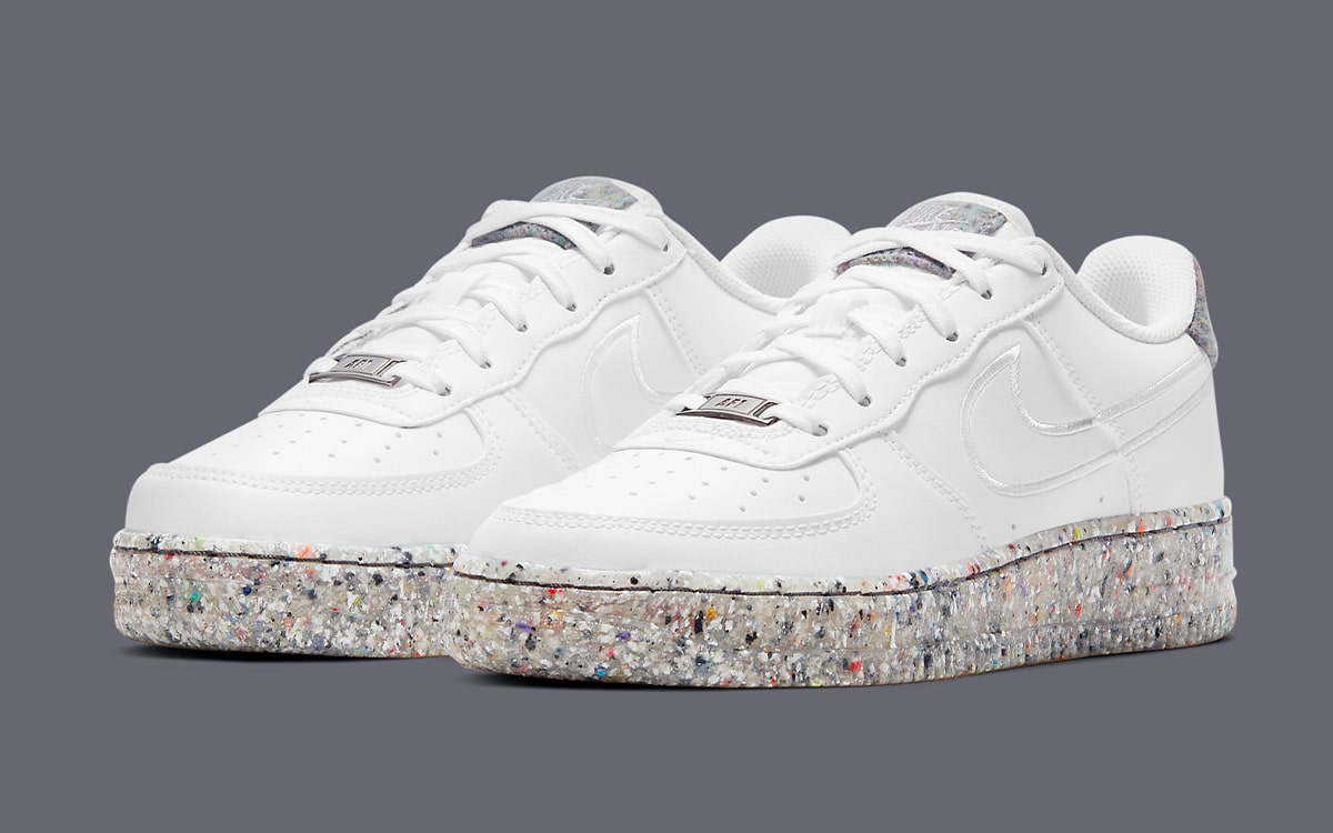 The Air Force 1 Gets Geared with Grind Rubber Soles | HOUSE OF HEAT