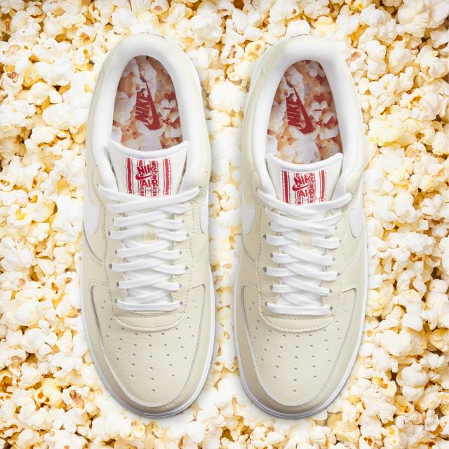 "Where to Buy the Nike Air Force 1 Low ""Popcorn"" 🍿"