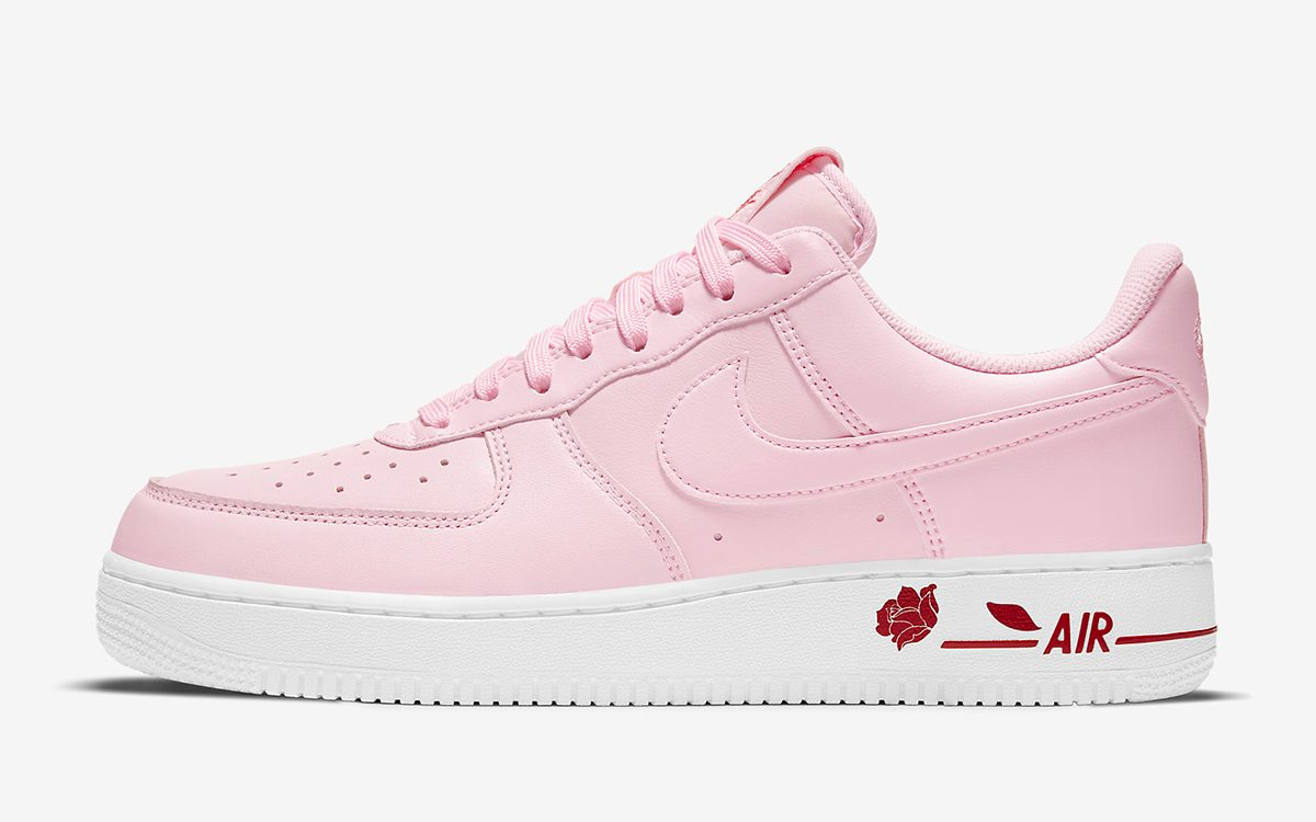 "Where to Buy the Bodega Bag-Inspired Air Force 1 Low ""Rose"""