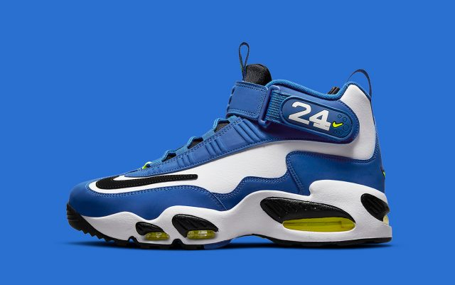 "Nike Air Griffey Max 1 ""Varsity Royal"" Confirmed for April 27th"