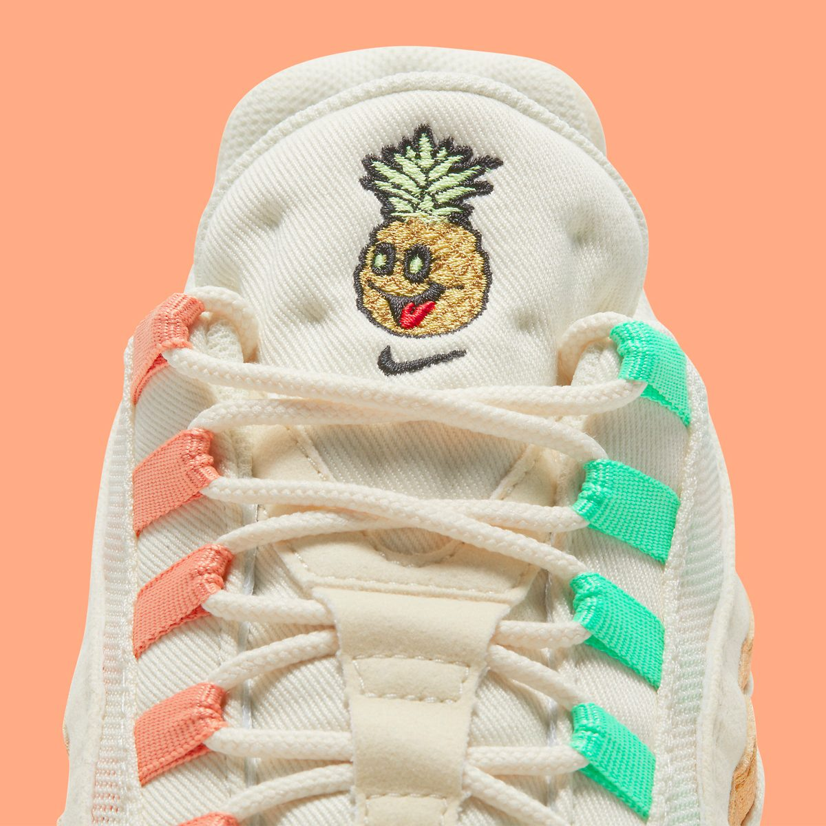 """Official Images // Nike Air Max 95 """"Happy Pineapple"""""""