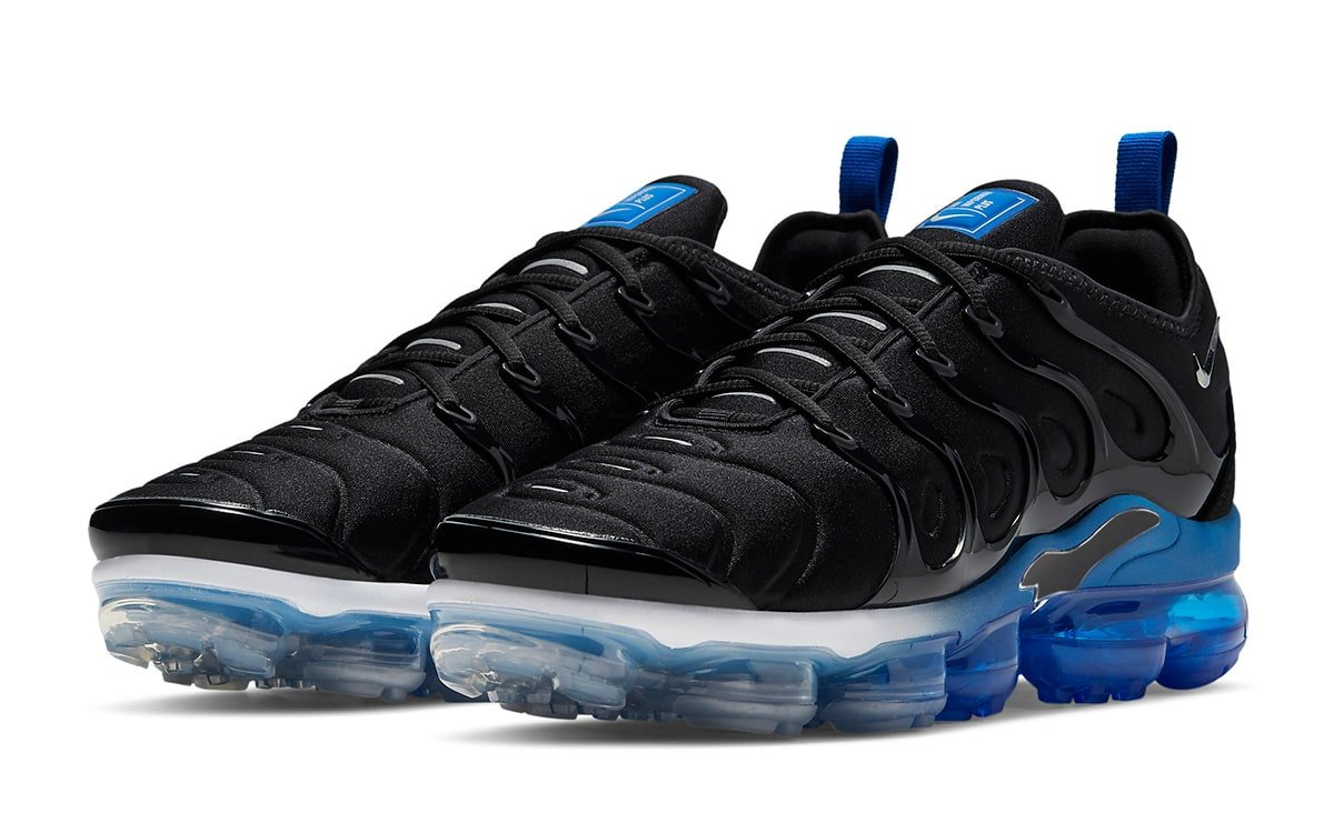Available Now // New VaporMax Plus Pops Up in Orlando Magic-Themed ...