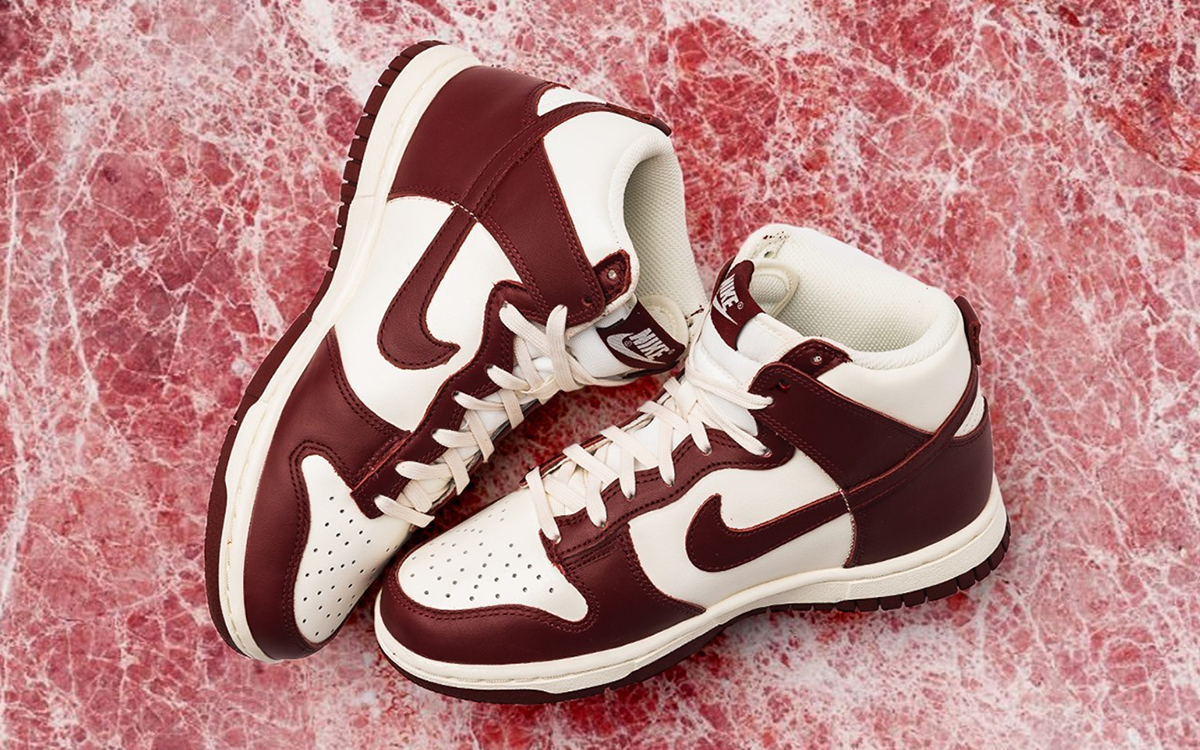 """Where to Buy the Nike Dunk High """"Team Red"""""""