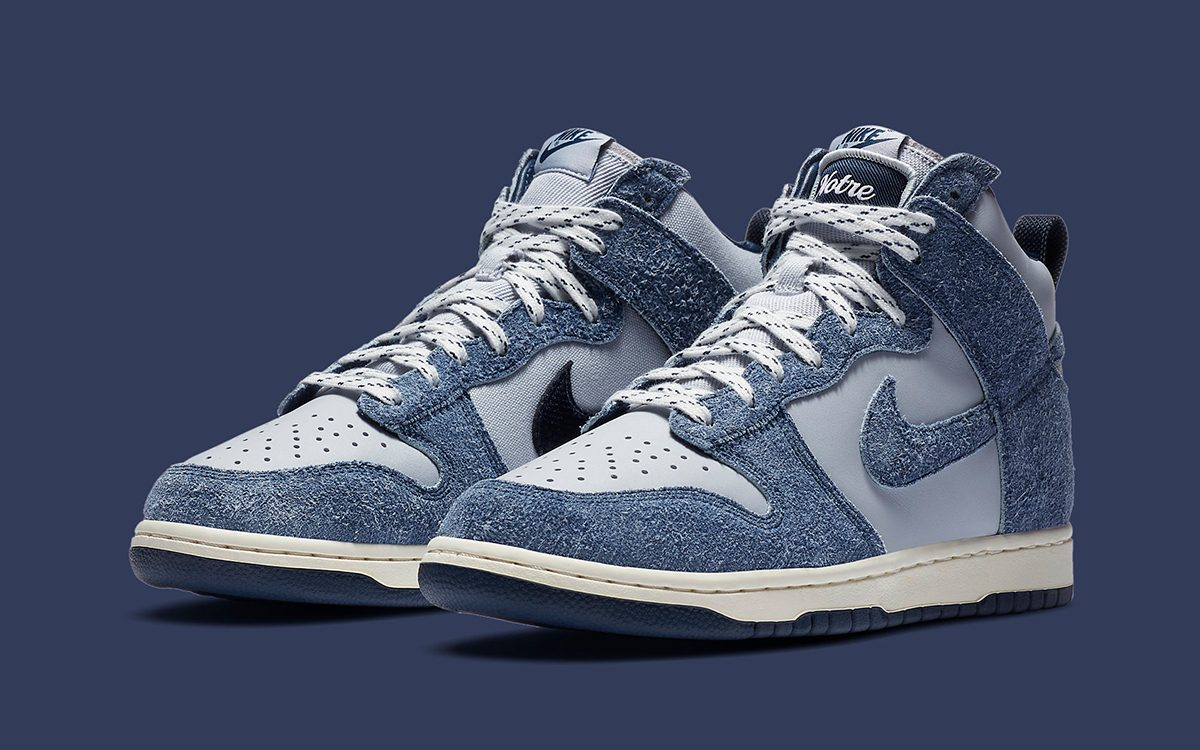 Where to Buy the Notre x Nike Dunk High Collection