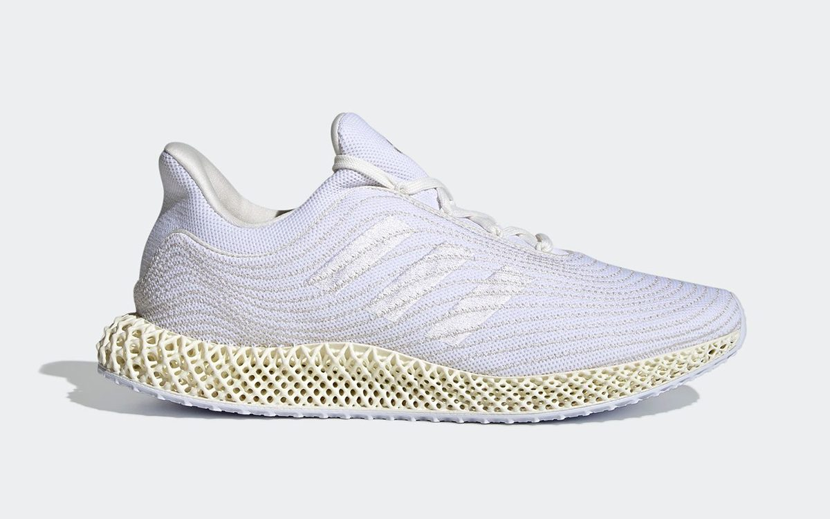 """Parley x adidas Ultra 4D """"White"""" Restocks on May 23rd"""