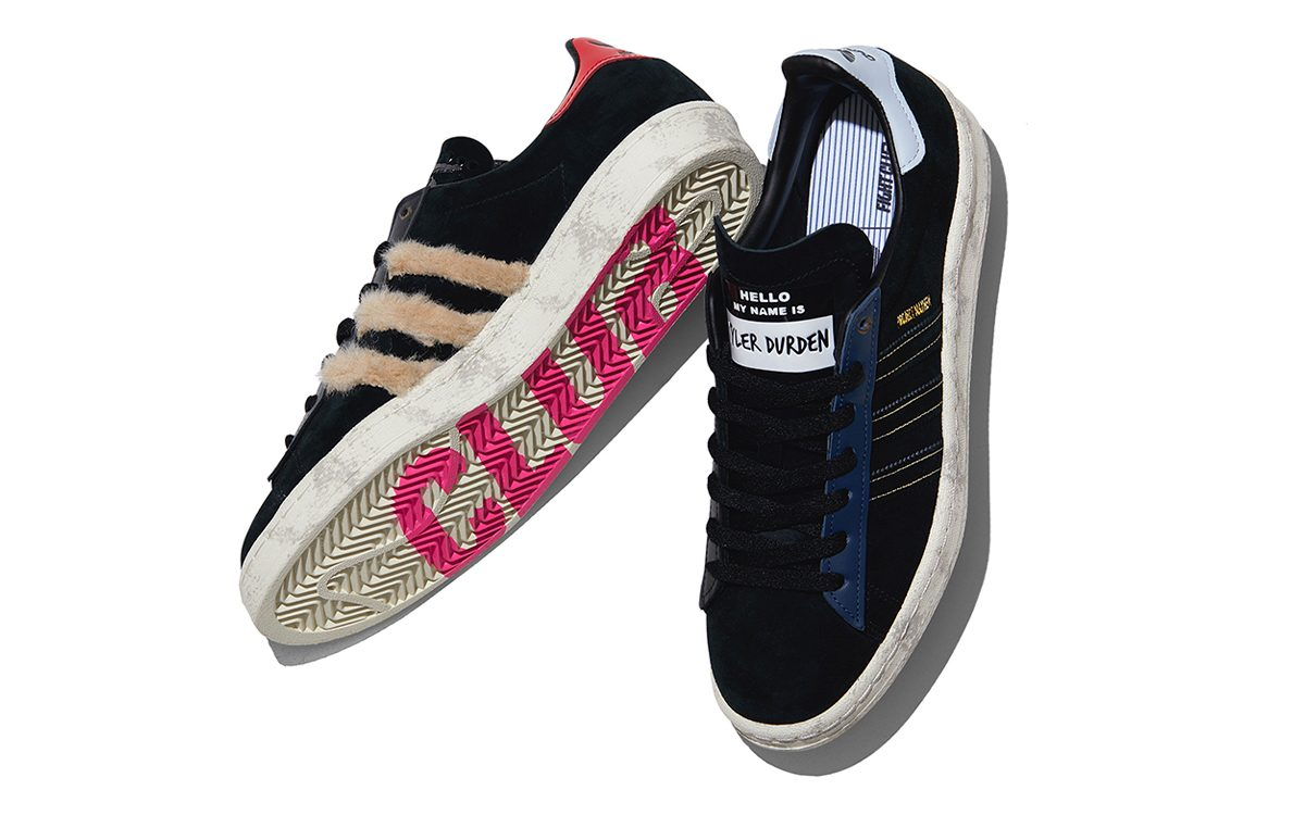"""size? x adidas Campus """"Fight Club"""" is Releasing Soon"""
