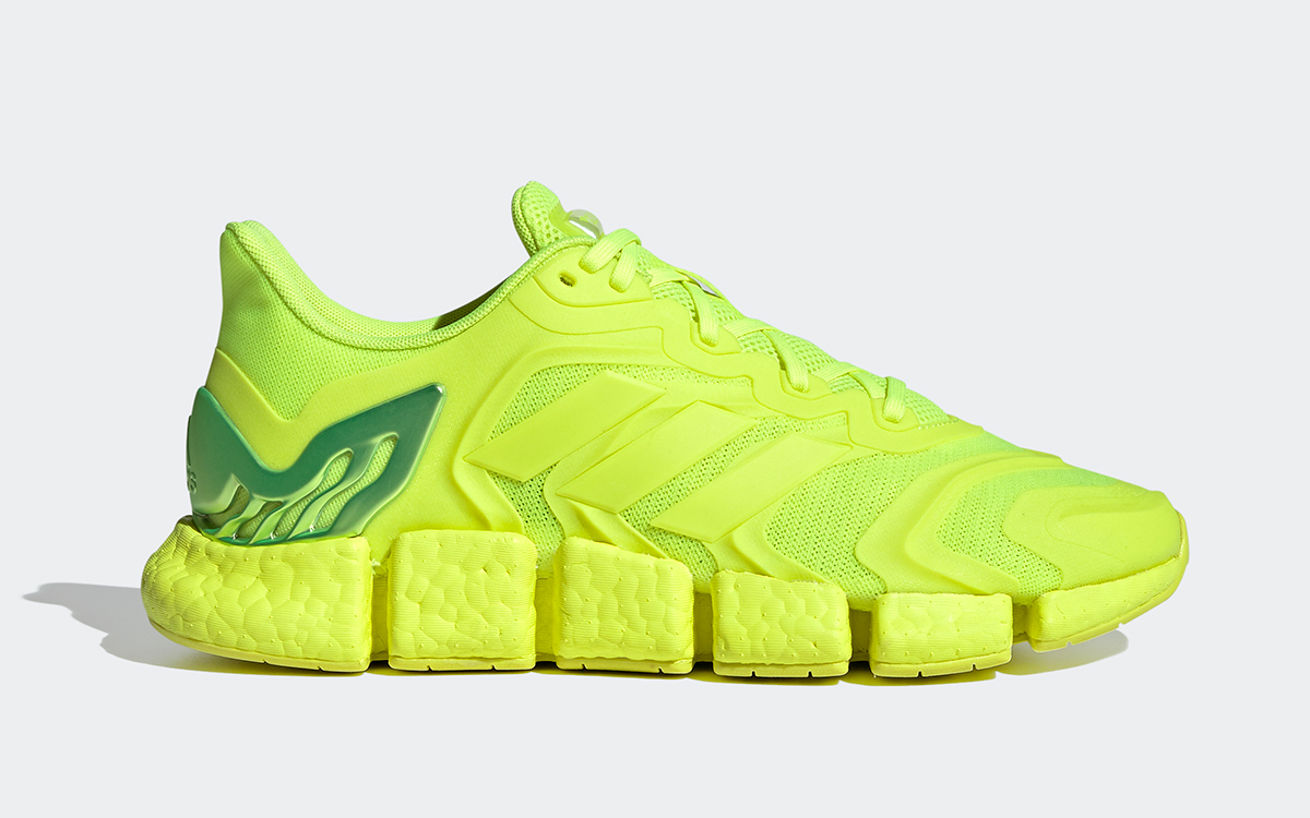 """Available Now // adidas Climacool Vento HEAT.RDY """"Solar Yellow"""""""