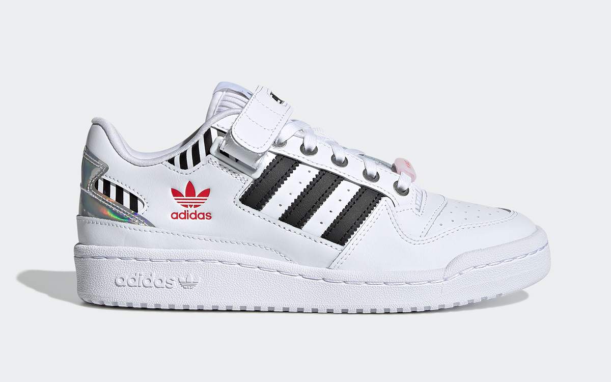 """adidas Forum Low """"I Love Dance"""" Pack Drops March 14th"""