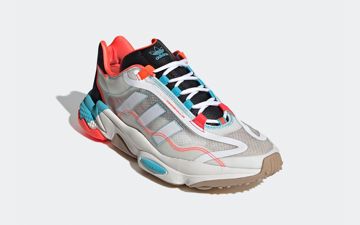 Translucent Uppers Add to the Outdoor Aesthetic on the All-New adidas Ozweego Pure