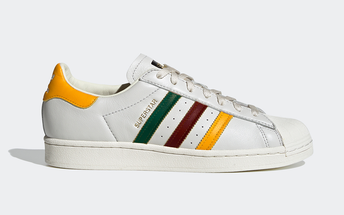 """Three-Piece adidas Superstar """"College Pack"""" Arrives February 16th"""