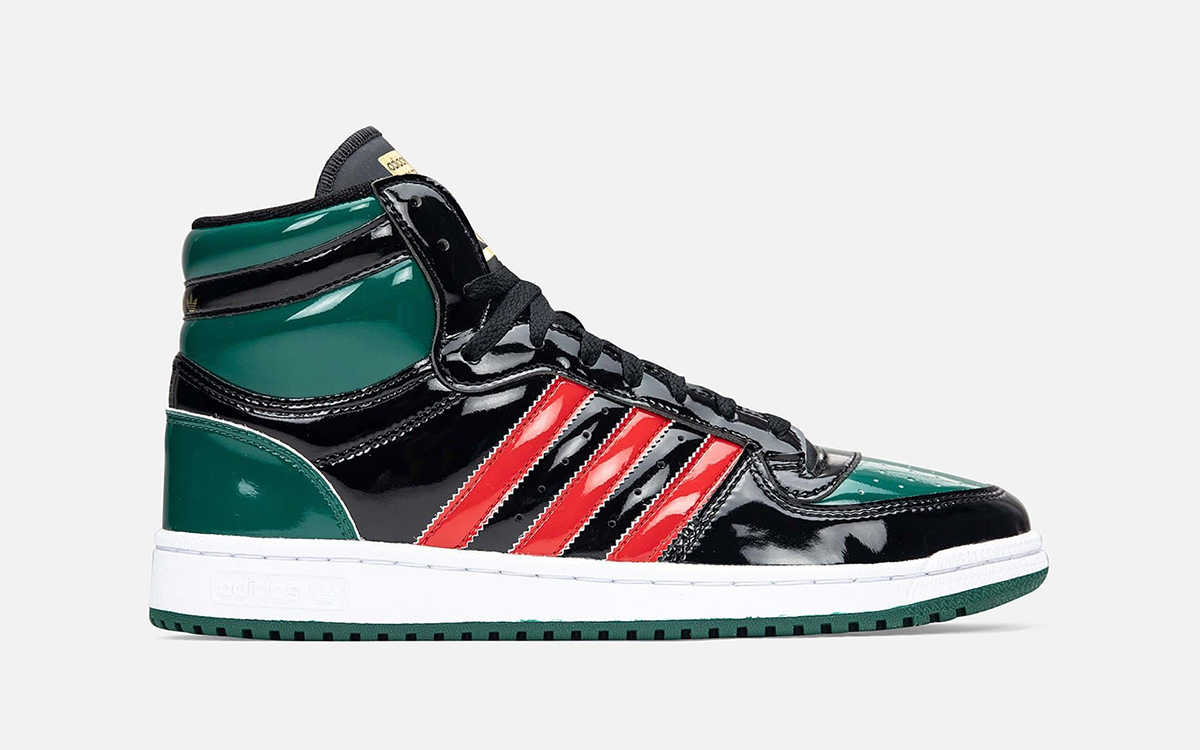 """Available Now // adidas Top Ten High """"Miami"""" Steals SoleFly's Steez"""