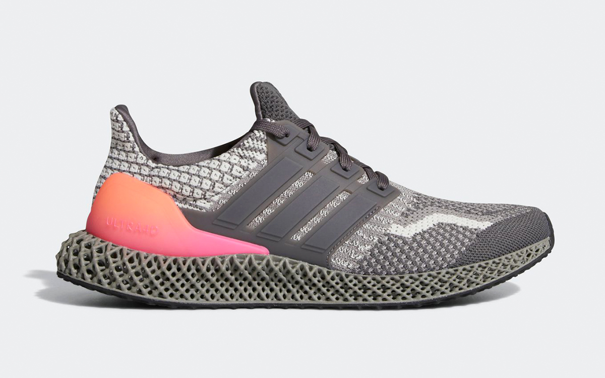 """adidas Ultra 4D 5.0 """"Sunset"""" Releases Feb. 26th"""
