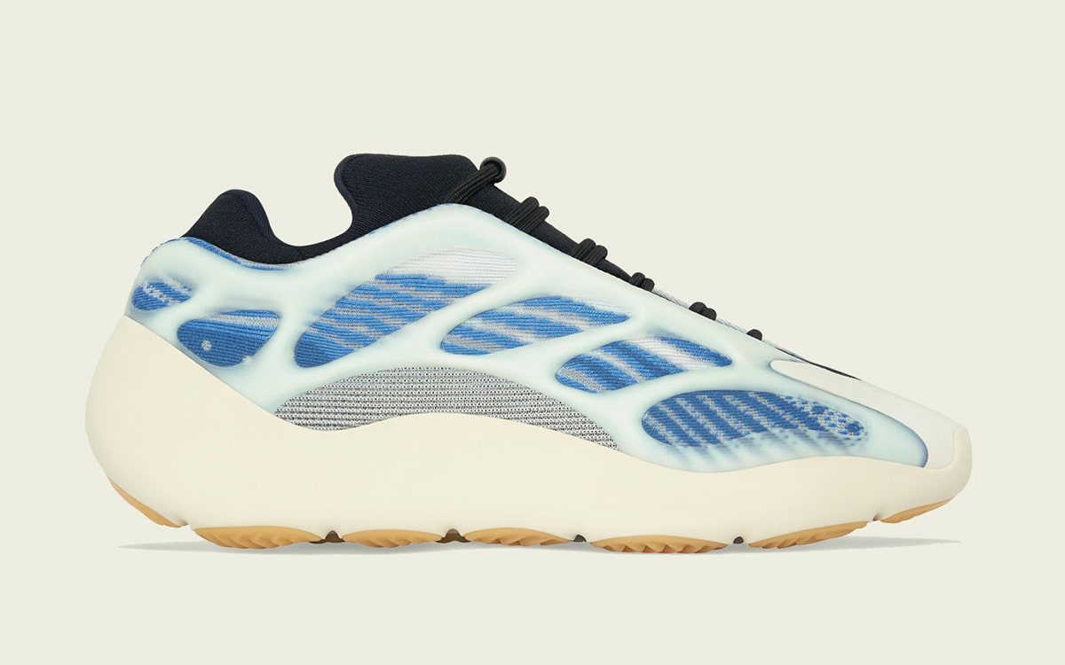 """Official Images // YEEZY 700 v3 """"Kyanite"""""""