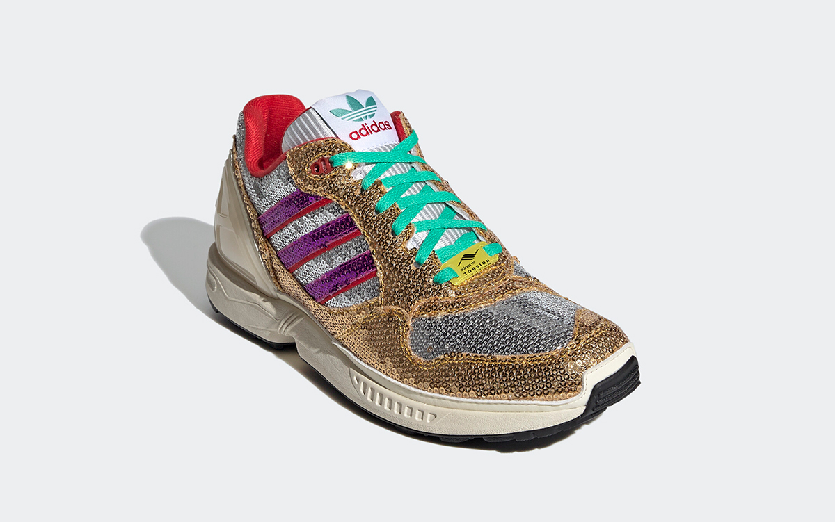 """Available Now // adidas ZX 6000 """"Sequin"""""""