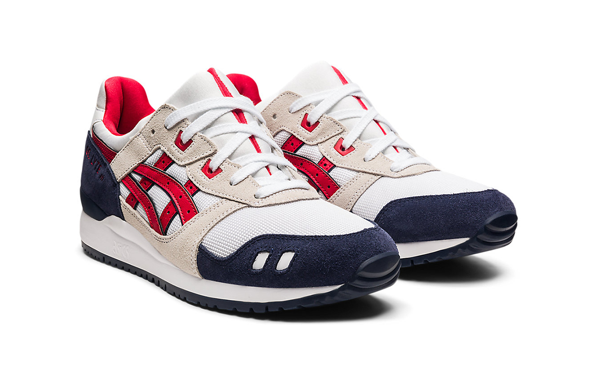"Available Now // ASICS GEL-Lyte III ""Emerging Market"""
