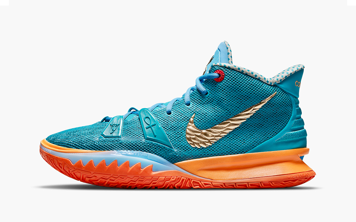 """Concepts x Nike Kyrie 7 """"Horus"""" Sees Wider Release on May 19th"""