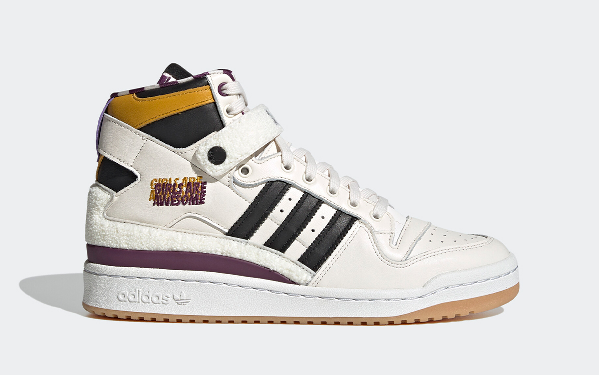 Where to Buy the Girls Are Awesome x adidas Forum Collection