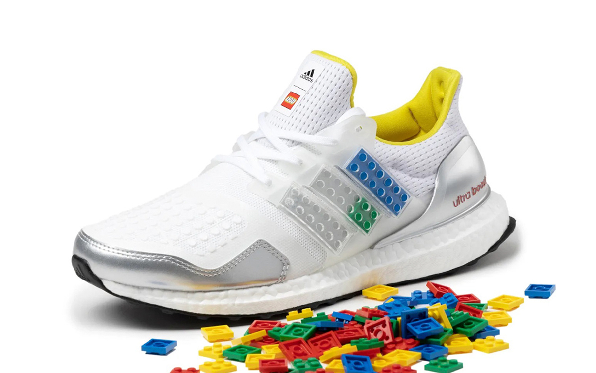 Customizable LEGO x adidas Ultra BOOST DNA Arrives April 8th