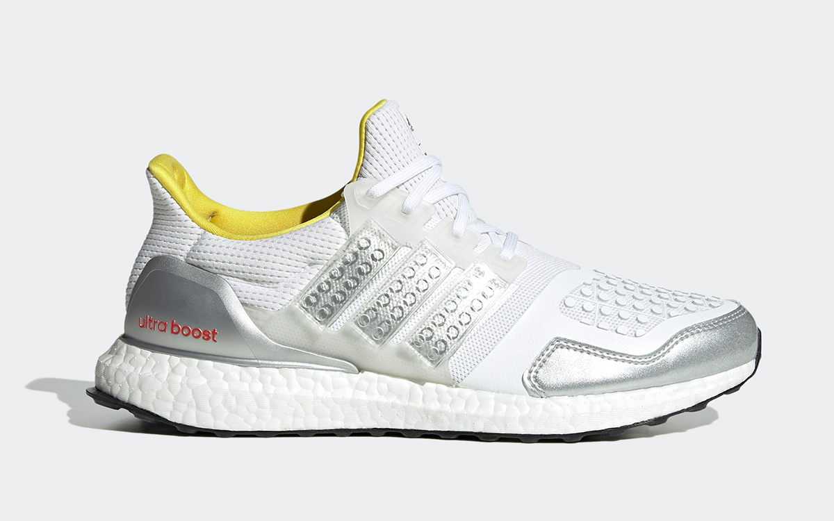 First Look // LEGO x adidas Ultra BOOST DNA