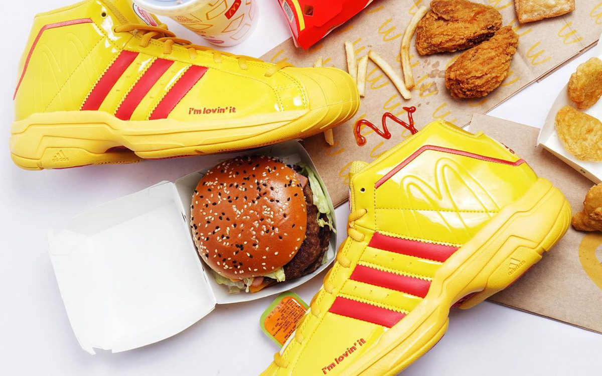 adidas Dress the Pro Model 2G for the McDonald's All-American Game