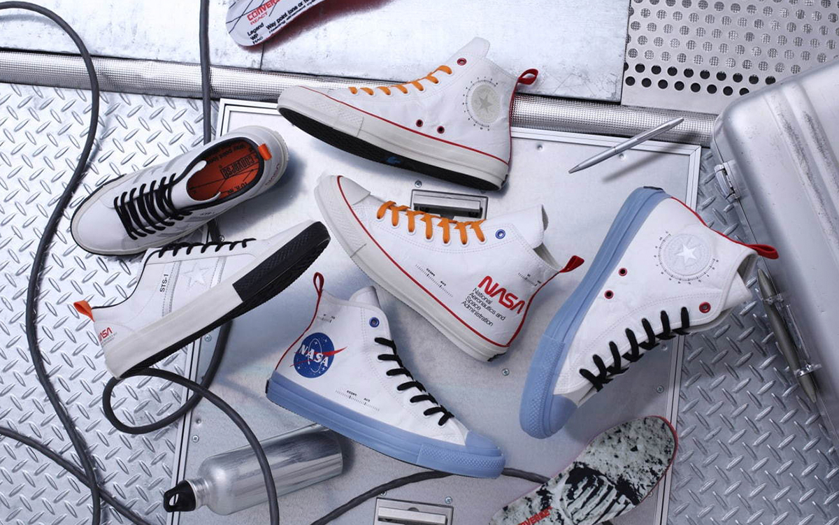 NASA x Converse Collection is Coming Soon