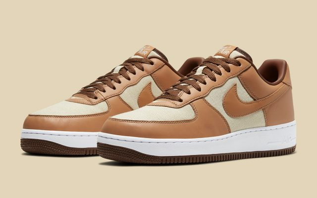 """2002's CO.JP Air Force 1 """"Acorn"""" Returns This Month"""