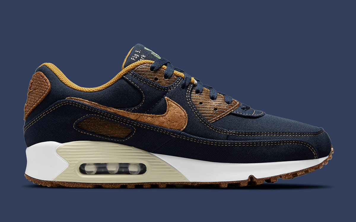 Available Now // Air Max 90 Cork