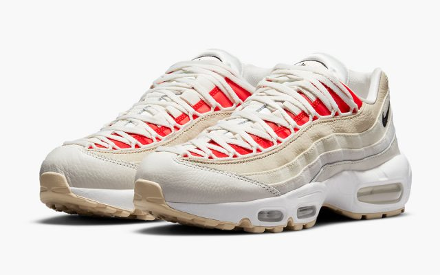 Nike Adds New Tooling to this Double Lace Air Max 95
