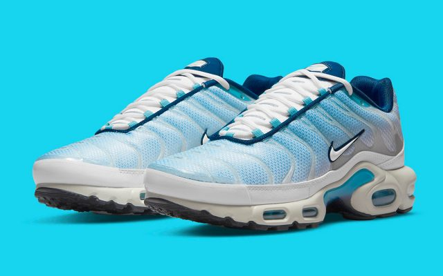 Available Now // Nike Adds Translucent Cages to the Air Max Plus