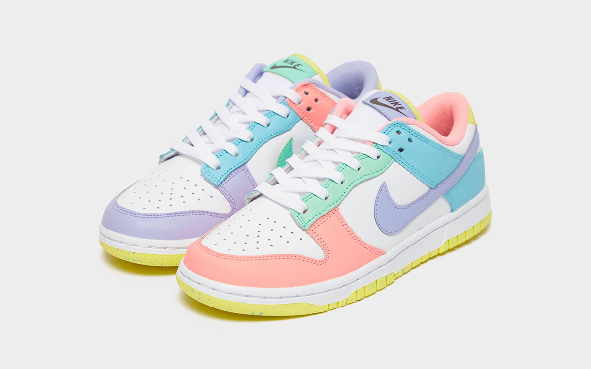 """First Looks // Nike Dunk Low """"Easter"""""""