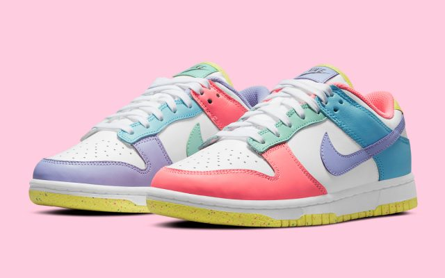 """Nike Dunk Low """"Easter"""" Finally Drops on June 4th"""