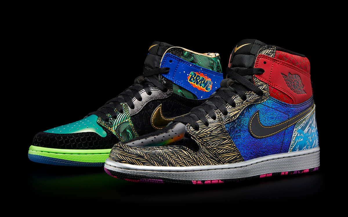 "Where to Buy the Doernbecher Air Jordan 1 ""What The"""