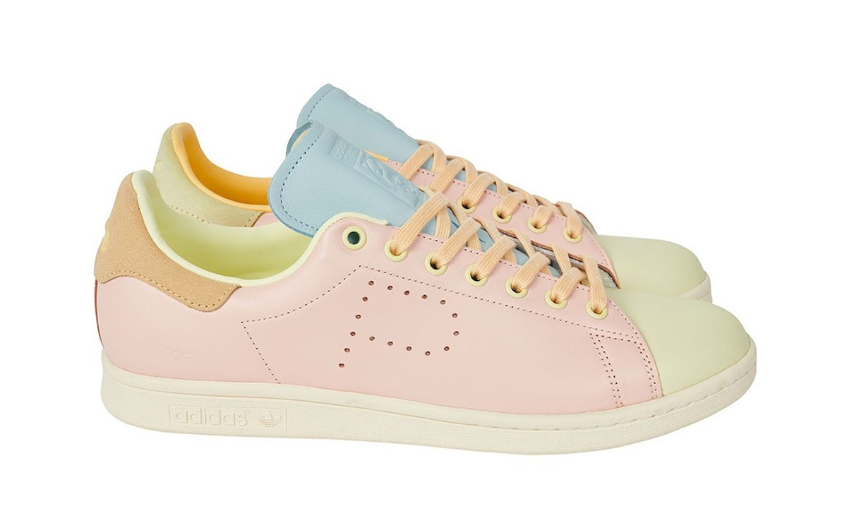 Palace Channels Raf Simons on Latest adidas Stan Smith Collaboration