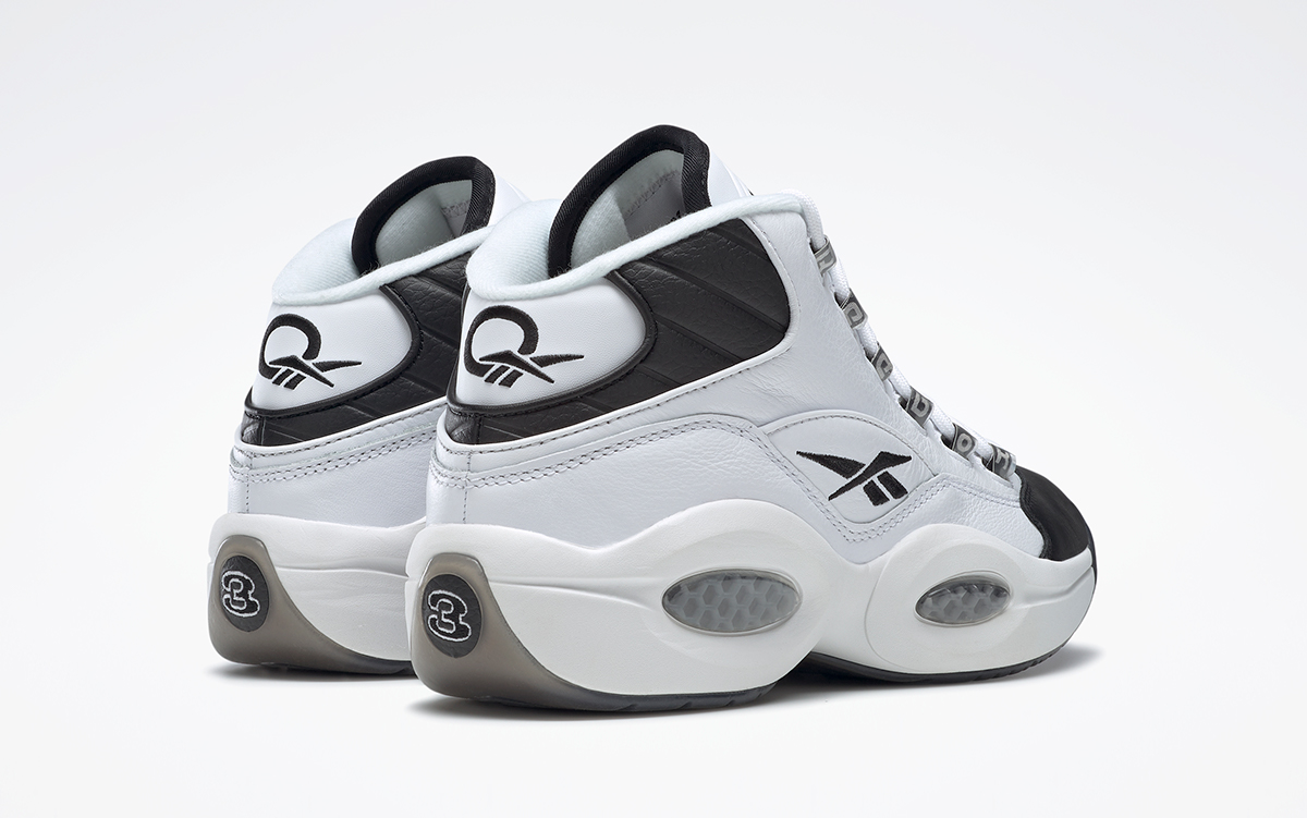 Reebok to Re-Release Allen Iverson's 2001 All-Star Question Mids in March