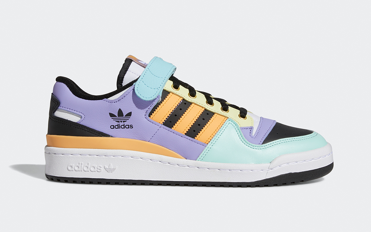 """adidas Forum Low """"Easter"""" Expecting March 15th Release"""