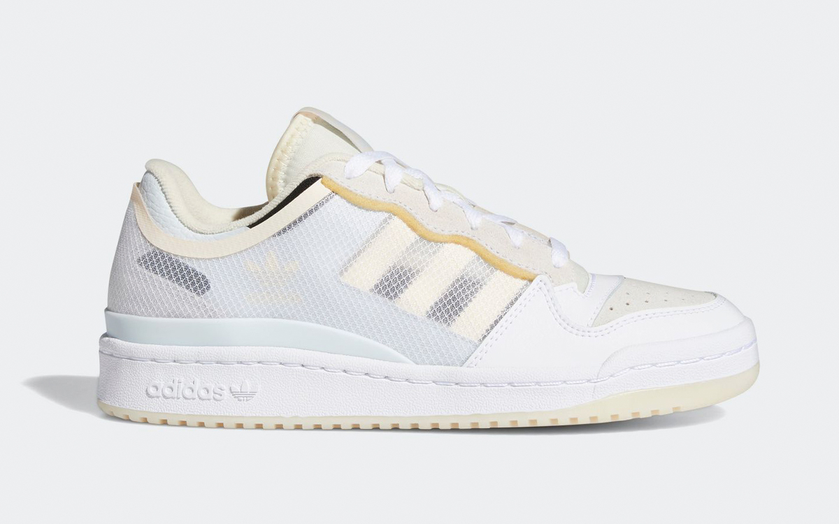 adidas Goes Decon on the Forum Low