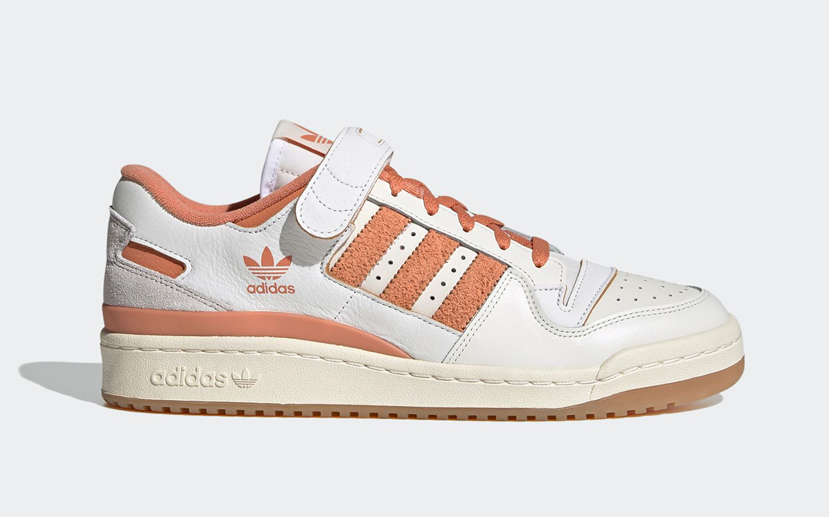 """Available Now // adidas Forum Low """"Hazy Copper"""""""