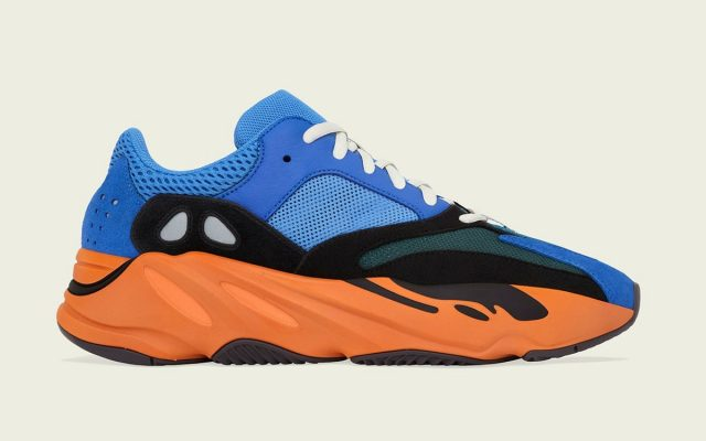 """Where to Buy the YEEZY 700 v1 """"Bright Blue"""""""
