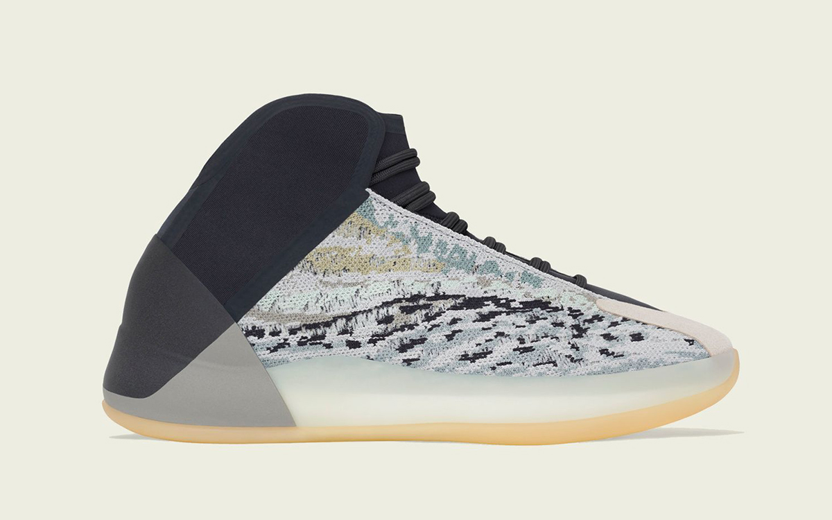 """Where to Buy the YEEZY Quantum """"Sea Teal"""""""