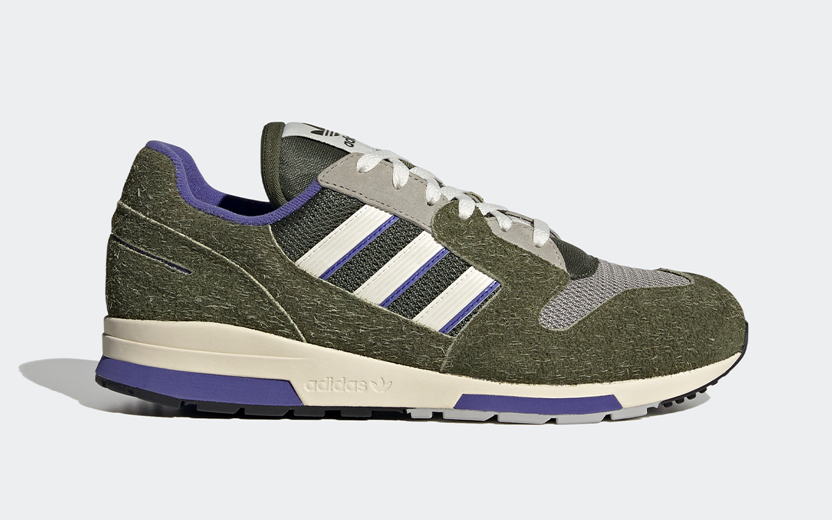 """adidas ZX 1000 """"ZX 420"""" Gears-Up for Ganja Day Drop"""
