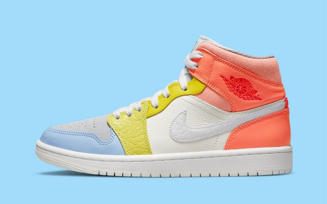 """Air Jordan 1 """"To My First Coach"""" Collection Arrives May 7th in Europe"""