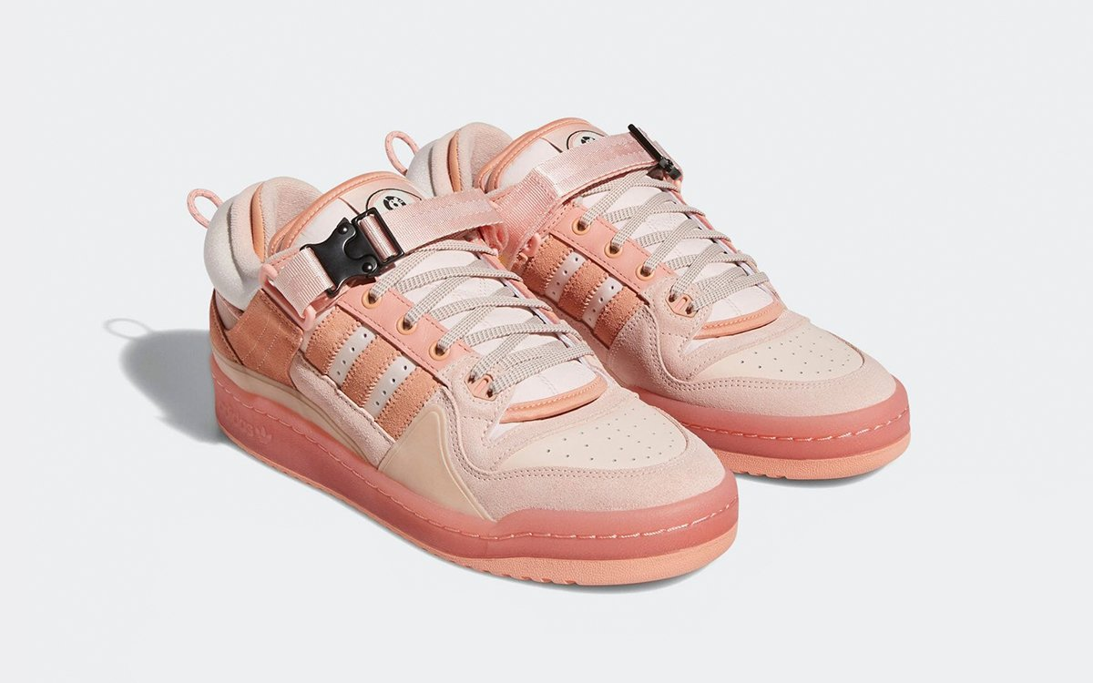 """Where to Buy the Bad Bunny x adidas Forum Low """"Easter Egg"""""""