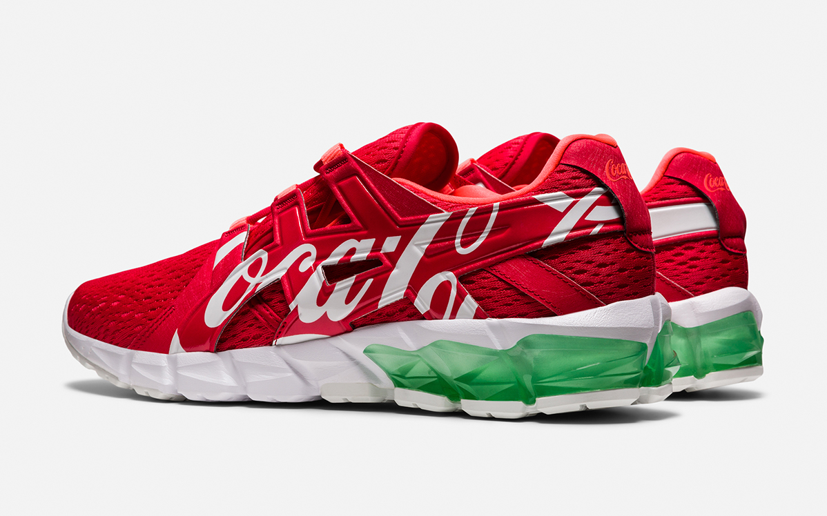 Where to Buy the Coca-Cola x ASICS GEL-Quantum 90