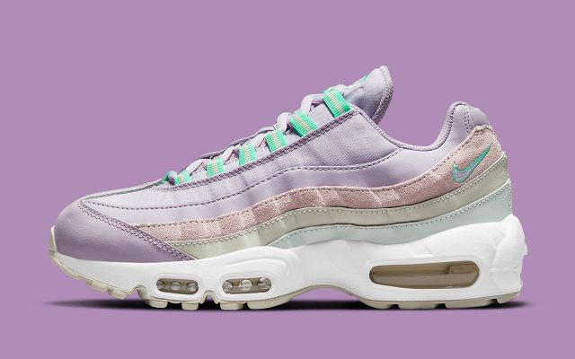 Lavender and Lime Link-Up on this New Air Max 96