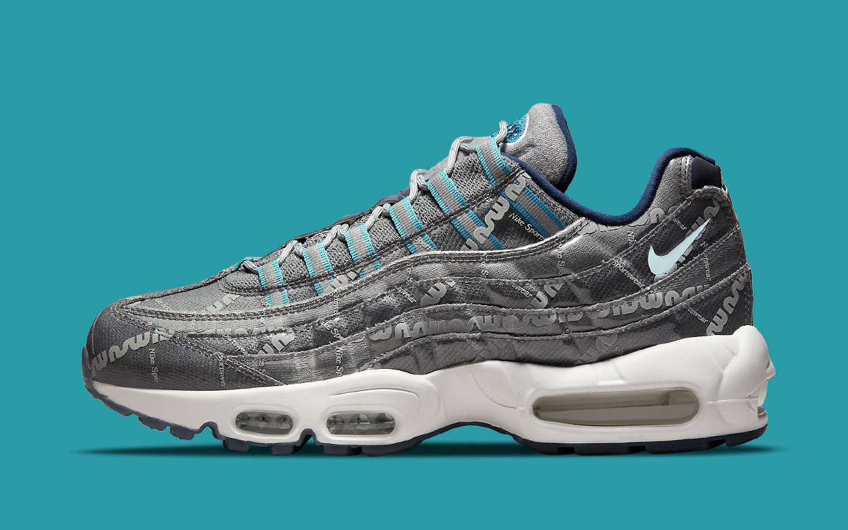 """Nike Air Max 95 """"Summer Shower"""" is Coming Soon"""