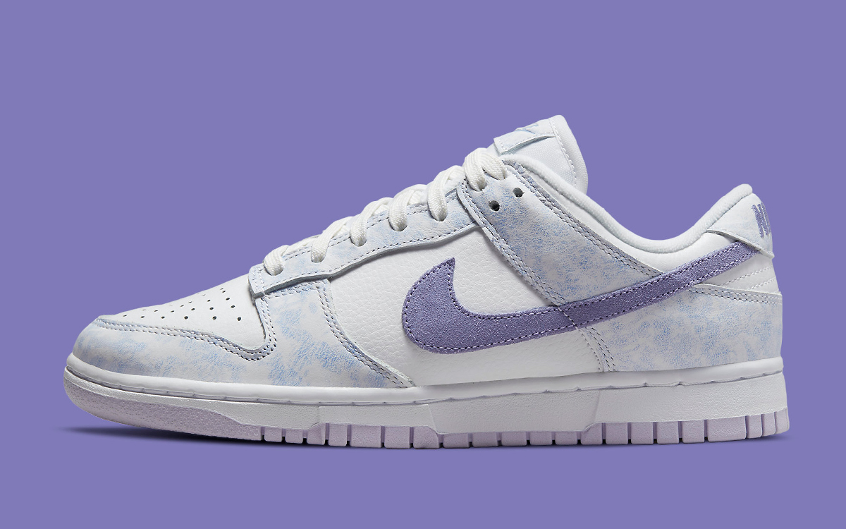 """Official Images // Nike Dunk Low """"Purple Pulse"""""""
