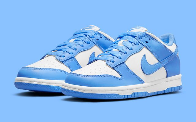 """Where to Buy the Nike Dunk Low """"University Blue"""""""