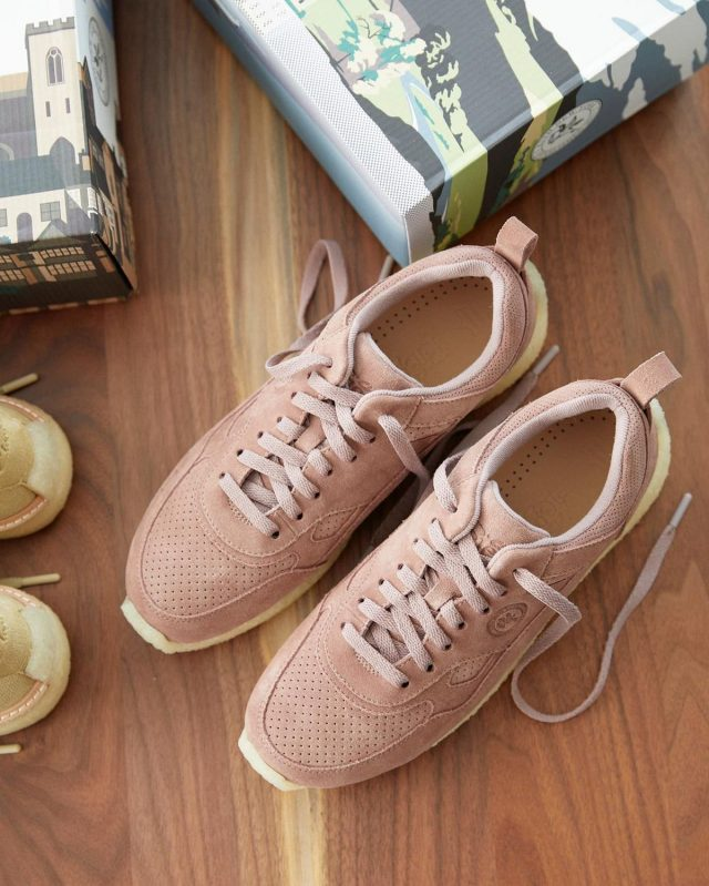 """Ronnie Fieg x Clarks Originals """"8th St"""" Collection Launches April 2021"""
