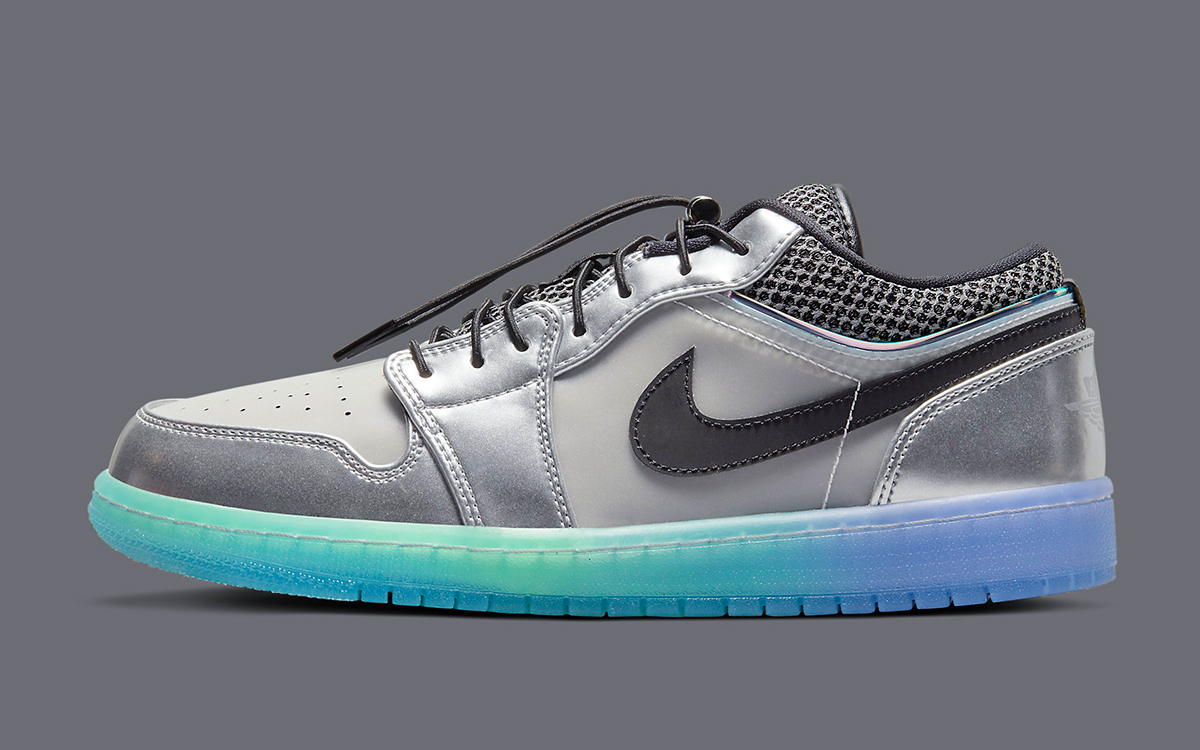 Air Jordan 1 Low Appears with TPU, Toggles and Gradient Soles