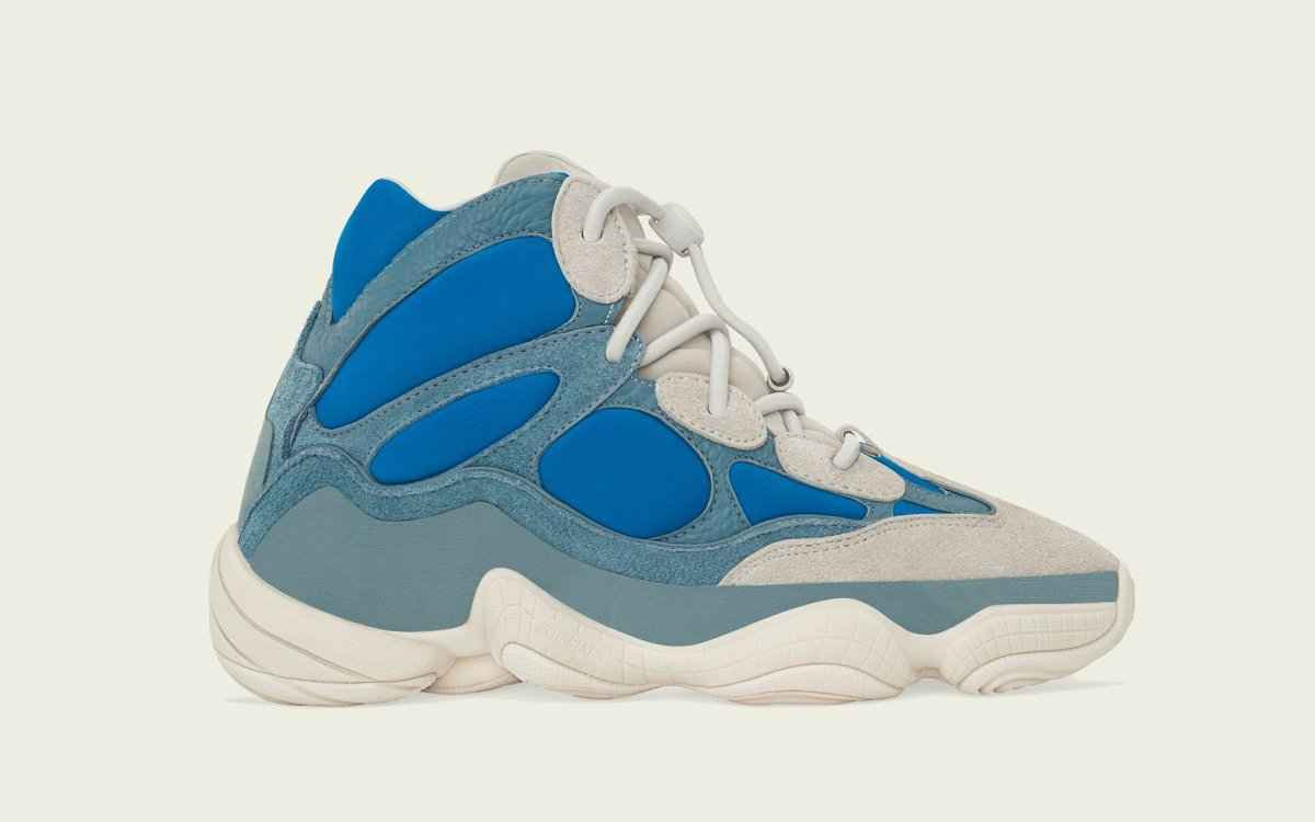 """Where to Buy the YEEZY 500 High """"Frost Blue"""""""